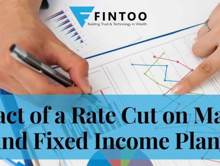 Impact of a Rate Cut on Market and Fixed Income Plans