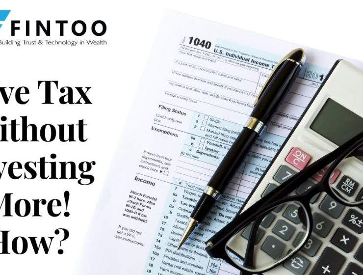 Save Tax Without Investing More! How?