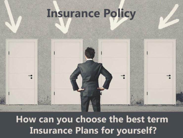 Top Secrets to Choose the Best Term Insurance Plan