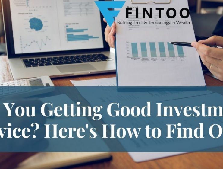 Are You Getting Good Investment Advice?