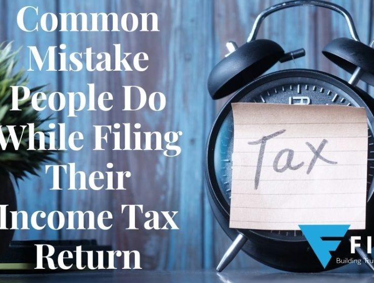 Common Mistake While Filing Income Tax Return
