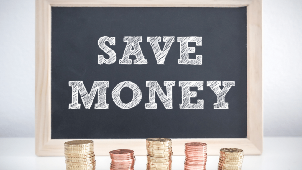 How you can save money