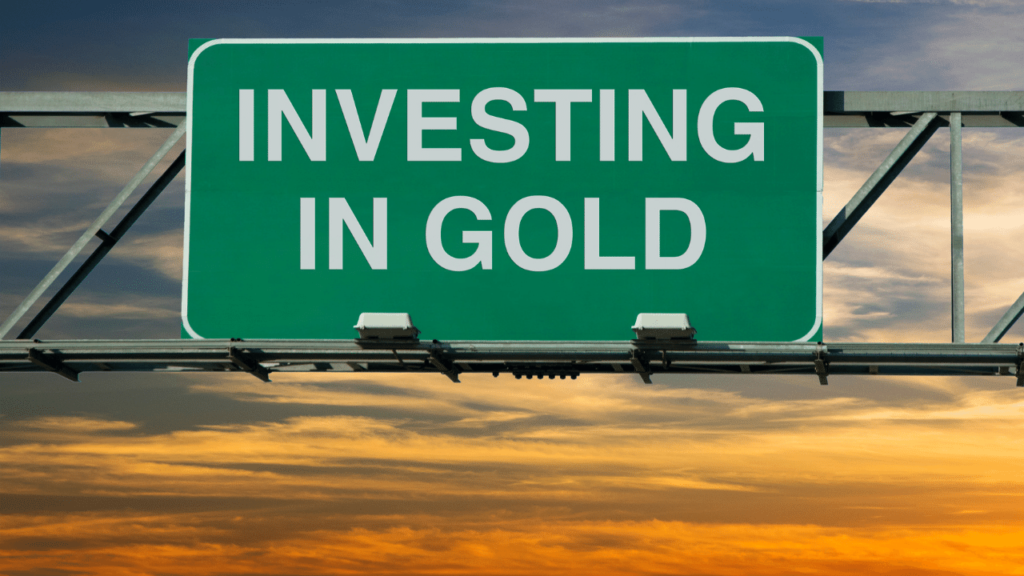 Investing in gold mutual funds