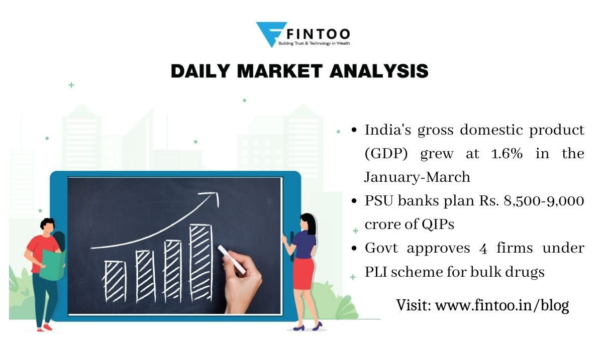 Daily Market Analysis – 1st June 2021 (GDP)