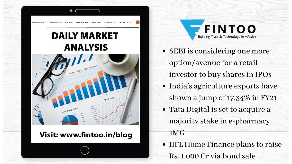 Daily Market Analysis – 11th June 2021 (Tata)