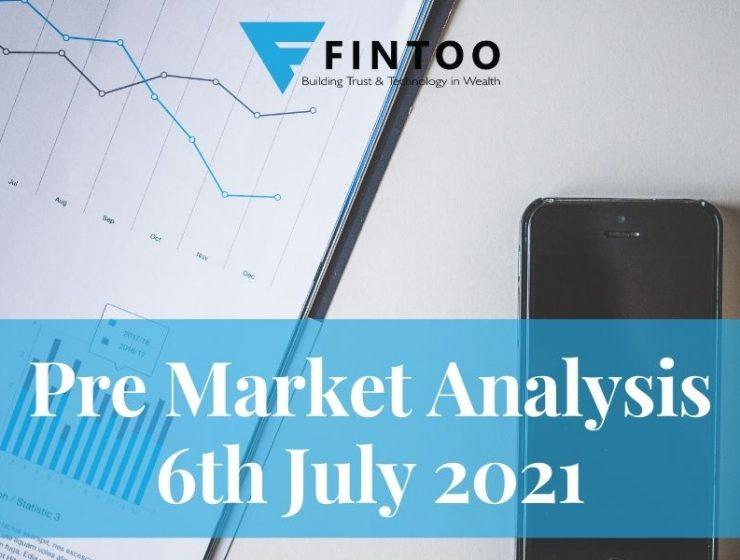 Pre Market Analysis – 6th Jul 2021