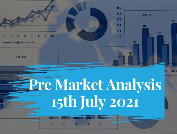 Pre Market Analysis – 15th Jul 2021