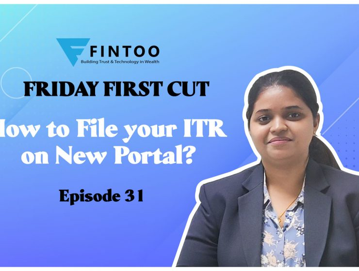 How to File your ITR on New Portal? – FFC episode 31