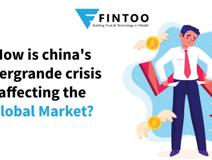 How is china's Evergrande crisis affecting the global market?