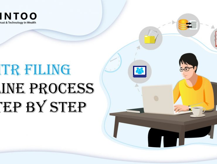 ITR Filing Online Process Step-By-Step