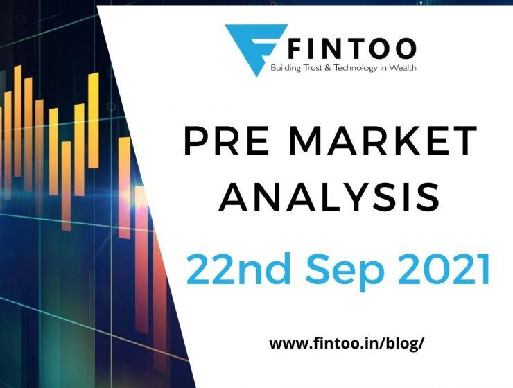 Pre Market Analysis – 22nd Sep 2021