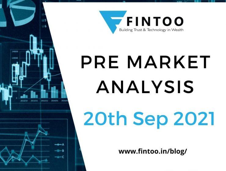 Pre Market Analysis – 20th Sep 2021
