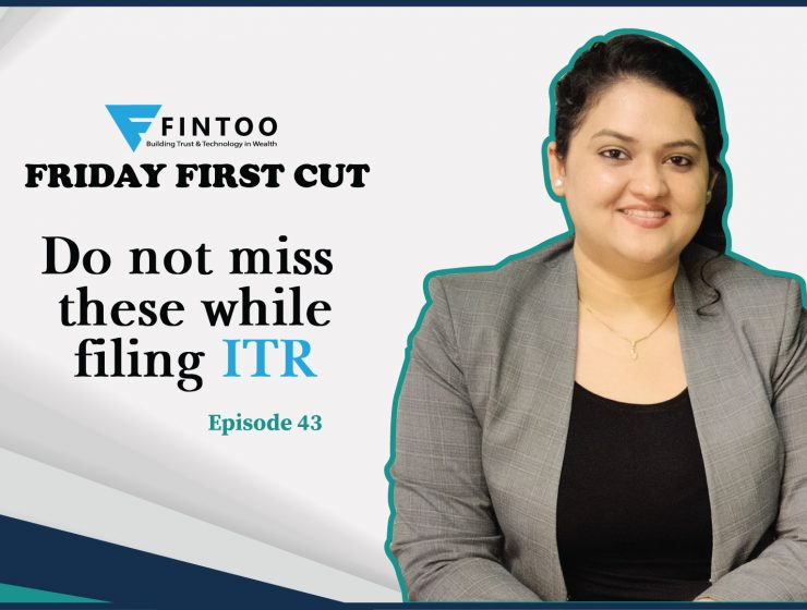 Do Not Miss These While Filing ITR – FFC episode 43