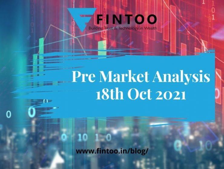 Pre Market Analysis – 18th Oct 2021