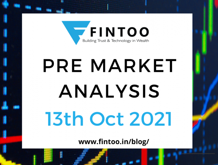 Pre Market Analysis – 13th Oct 2021
