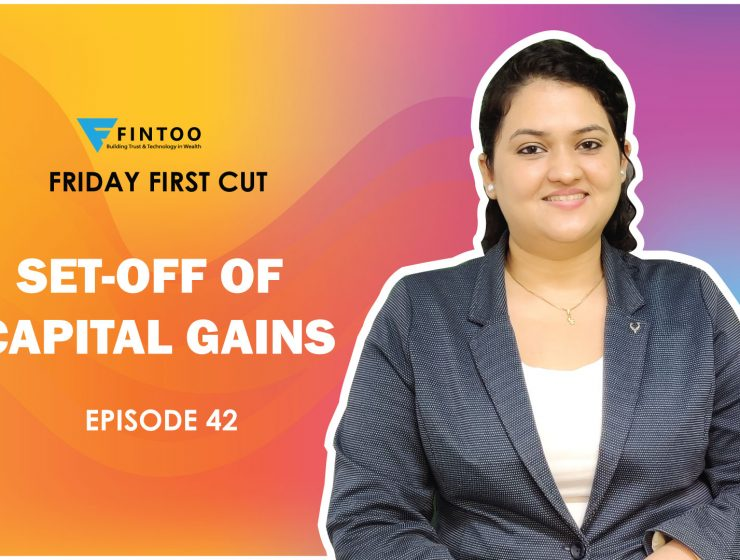 Set-Off Of Capital Gains – FFC episode 42